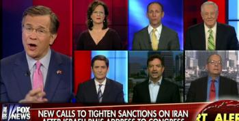 Fox Yappers Pretend 'Military Intervention' With Iran Isn't 'War'