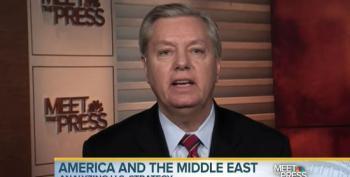 Lindsey Graham Blames Iran For Destabilizing The Middle East