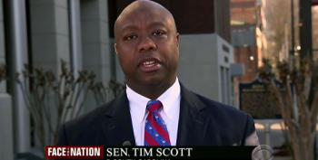 Sen. Tim Scott Makes Excuses For Not Restoring Voting Rights Act