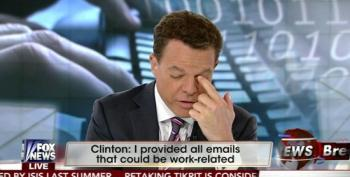 Shepard Smith: Not Enough Advil On Earth To Fix Hillary Clinton Conspiracy Theorists And Haters