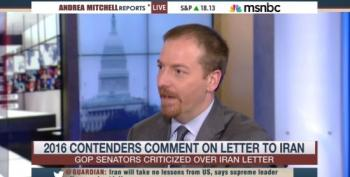 When Even Chuck Todd Thinks Republicans Did Something Stupid...
