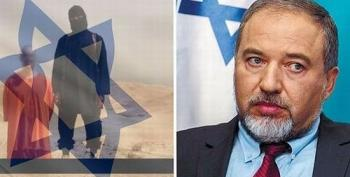 Israel's Foreign Minister Calls For Beheadings Of Arab Israelis