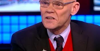 Carville Nails It