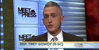 Instead Of Benghazi, Trey Gowdy Starts Wine Drinking Club