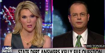 Fox's Kelly Accuses Clinton Of Violating Federal Records Act