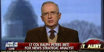 Fox News' Ralph Peters: Obama Is  A 'Good Little Leftist'