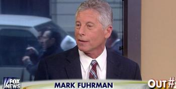 Mark Fuhrman To Ashley Judd: 'If You Don't Want To Play Then Shut Up'