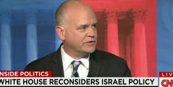 Fournier: We Can't Have Our White House Acting Just As Petulant As Bibi