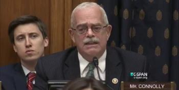 Rep. Connolly Chastises Republicans For Claiming Obama Had A 'Temper Tantrum' Over Netanyahu Win