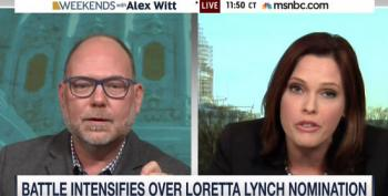 MSNBC Commentator Smacks Down GOP Spokeswoman's False Equivalence