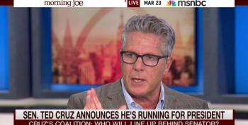 Mika Brzezinski Gets A Case Of The Vapors When Donny Deutsch Compares Cruz To Palin