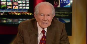 Pat Robertson On Netanyahu: 'Touch Not My Anointed' Or Else!