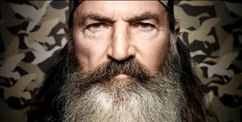 'Duck Dynasty' Star Fantasizes About Atheist Family's Brutal Rape And Murder