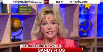 MSNBC Allows AFA Anti-Gay Bigot Sandy Rios To Spew Lies About Indiana RFRA