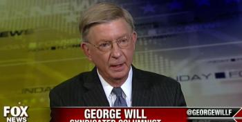 George Will: Obama's Foreign Policy Characterized By Four Failures