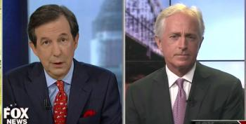 Wallace Asks Corker If DOJ Went After Menendez For Opposing Iran Deal