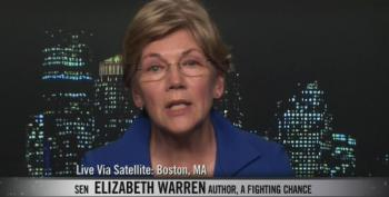 Bill Maher Offers Elizabeth Warren A $1M Donation If She Wins Democratic 2016 Nomination