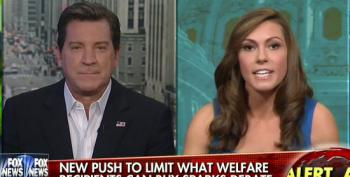 Fox Cashin' In Crew Attacks Food Stamp And Welfare Recipients