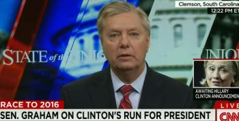 Lindsey Graham Slams Republican Policies Slowing The Economy
