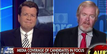 Fox's Cavuto And Bozell Whine That Media Is Treating GOP 2016 Candidates Unfairly