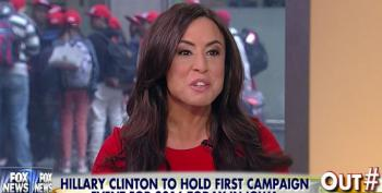 Andrea Tantaros Speculates That Hillary Clinton Went To Chipotle For 'Hispanic Outreach'