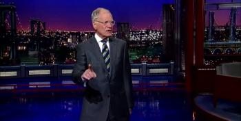 Letterman: Which One Of These Men Can Lead The Republicans To Another Crushing Defeat?