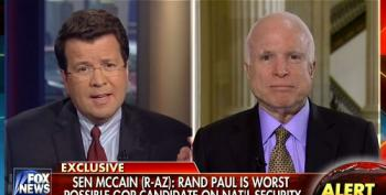 McCain: Paul 'The Worst Possible Candidate' On National Security