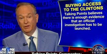 O'Reilly: 'Official Investigation Has To Be Launched' Into Clinton Accusations