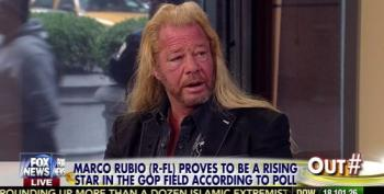 Dog The Bounty Hunter Almost Makes Fox News Hosts Cry