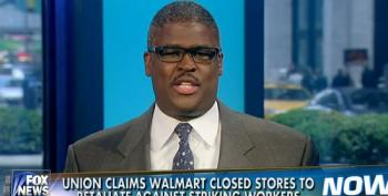 Fox's Charles Payne: Unions Aren't Going To Be Happy Until They Own Walmart