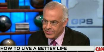 Fareed Zakaria Helps David Brooks Moralize Over 'Resume Virtues' Vs 'Eulogy Virtues'