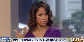 Stacey Dash: No One Would Have Been Beheaded Under Bush