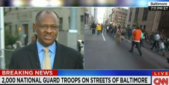 Baltimore Councilman Blasts CNN's Erin Burnett: 'Just Call Them Ni**ers'