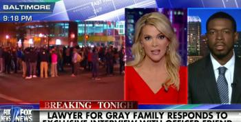 Megyn Kelly Attacks Gray Family Attorney For Not Accepting Baltimore Cops' Exoneration