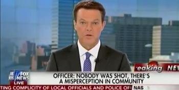 Fox News Issues Retraction On Non-Shooting In Baltimore Today
