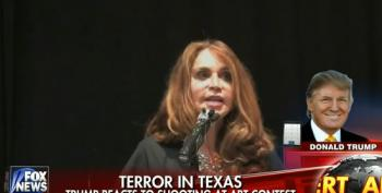 Trump Attacks Geller For 'Taunting' Muslims
