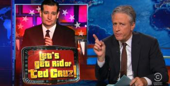 Jon Stewart Rips Ted Cruz For Failing To Live Up To His Own 'Standards'