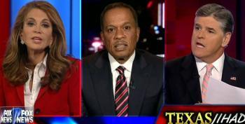 Juan Williams Shreds Pamela Geller On Free Speech