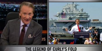 Maher Slams Rand Paul For Caving To The Crazies In The Republican Base