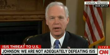 Ron Johnson: U.S. 'Certainly Vulnerable' To ISIS