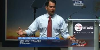 About Walker's Time As Milwaukee County Executive