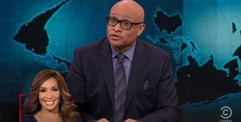 Larry Wilmore Takes Fox Haters To School Over Michelle Obama Commencement Speech