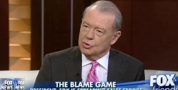 Stewart Varney Continues To Attack The Poor While Whining About President Obama Saying They Attack The Poor