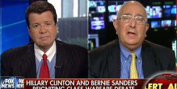 Neil Cavuto And Ben Stein Attack Clinton And Sanders For Waging Class Warfare On The Rich