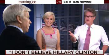 Joe Scarborough Explodes At Joe Conason: 'You Just Compared Me To A Nazi!'