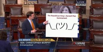 Sen. Chris Murphy On The GOP's Thoughts On King V. Burwell