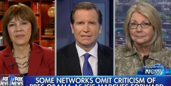 Fox Attacks Media For Not Blaming Turmoil In Middle East On Obama