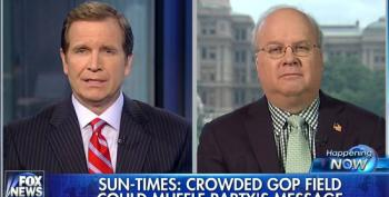 Karl Rove Warns GOP 2016 Field Not To Go After Each Other