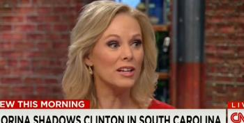 Margaret Hoover: Fiorina Doing America A Service By Trolling Clinton