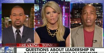 Megyn Kelly Allows Kevin Jackson To Blame Crime In Baltimore On 'Leftists'